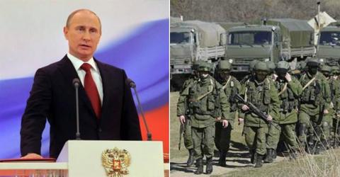 Was Wladimir Putin der russischen Armee befohlen hat, wird euch beunruhigen!