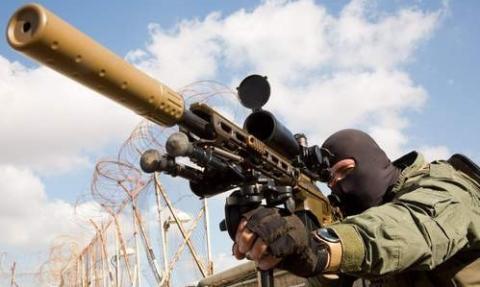 Der mysteriöse Sniper von Mossul bringt erneut Dschihadisten zur Strecke