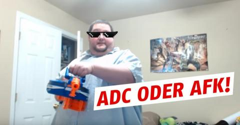League of Legends: Du bist Main-ADC, wenn...
