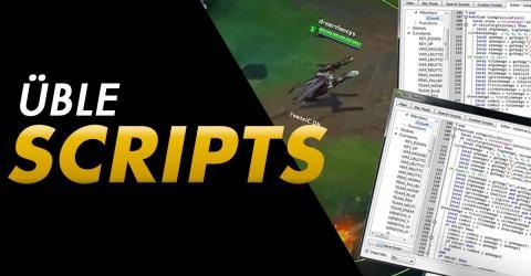 League of Legends: Die übertriebensten Scripts im Spiel