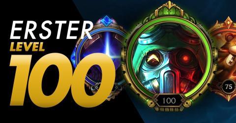 League of Legends: Der erste Spieler auf Level 100 ist ein Europäer, der seinem Namen gerecht wird