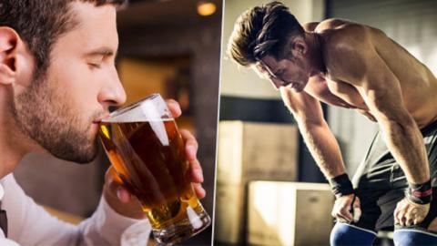 Gesundheit: So schlimm sind die Folgen von Alkohol auf die körperliche Leistungsfähigkeit!