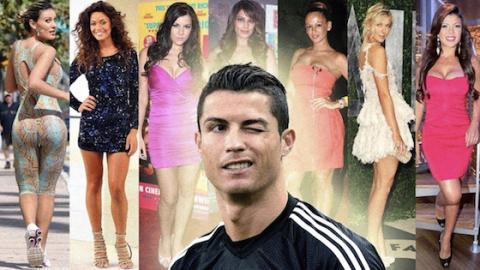 Seine Ex verrät: So flirtet Cristiano Ronaldo mit Erfolg!