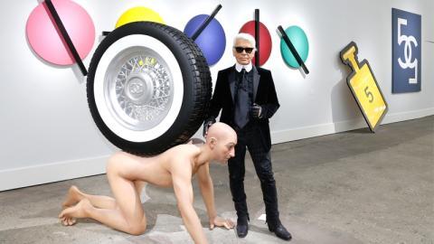Karl Lagerfeld: Posthume Sexbeichte ist aufgetaucht
