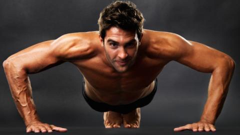 Ein 1-Minuten-Programm für den ganzen Körper