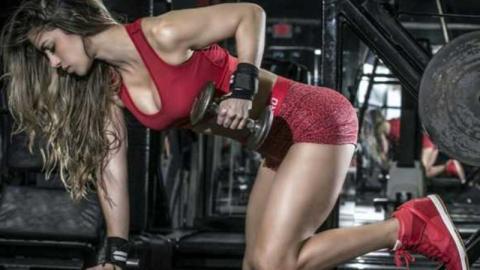 Fitness-Göttin Anllela Sagra: So heiß kann Workout in knappen Outfits sein!