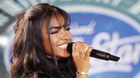 Intime Fotos von DSDS-Sängerin Alicia-Awa Beissert im Netz aufgetaucht
