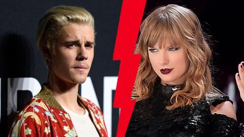 """Taylor Swift """"traurig und angeekelt"""": Das hat Justin Bieber damit zu tun"""