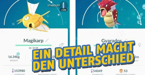 Pokémon GO: Shiny-Pokémon sind leichter zu entdecken