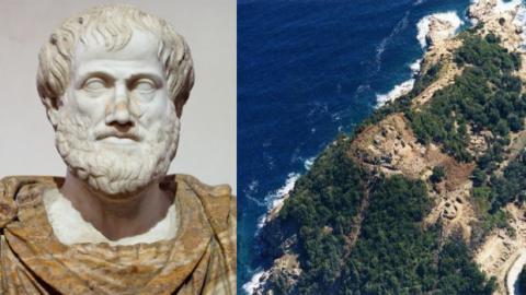 Nach 2400 Jahren! Das Grab von Aristoteles, endlich gefunden?