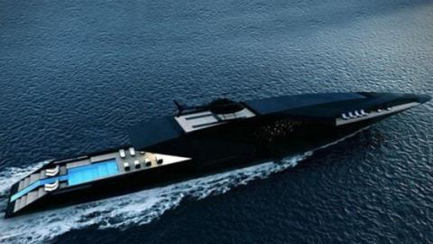 Black Swan: Diese neue Yacht lässt nicht nur Milliardäre träumen!