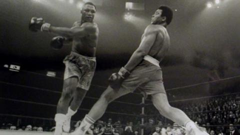 Mike Tyson und einer seiner ersten Knockouts als Amateur in nur 8 Sekunden
