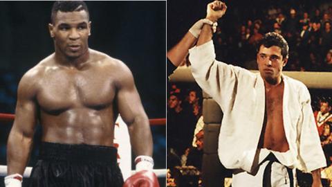 Mike Tyson verrät was passiert wäre, wenn er in den 90ern gegen Royce Gracie gekämpft hätte