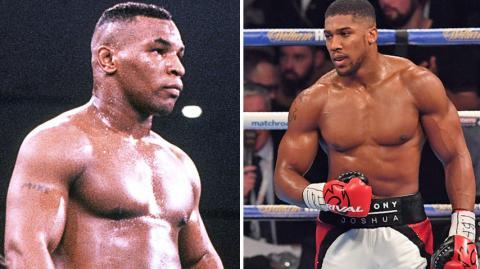 Anthony Joshua: Ich hätte gegen Mike Tyson keine Chance gehabt