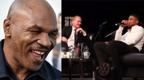 Anthony Joshua gegen Mike Tyson? Die Antwort vom Schwergewichtsweltmeister ist genial!