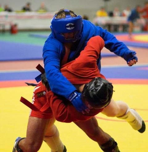 Kampfsportarten