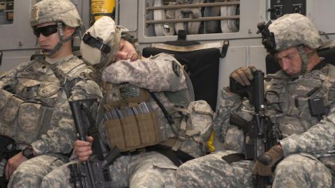 Schlaflosigkeit: Militär entwickelt Technik, um in 2 Minuten einzuschlafen