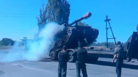 Ukraine: Mit diesem Panzerfahrer ist kein Krieg zu gewinnen!