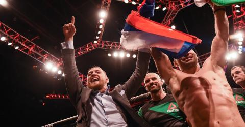 MMA-Star lässt Handschuhe liegen und kämpft ab sofort beim Bare Knuckle FC