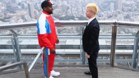 Kampf zwischen Floyd Mayweather und Tenshin Nasukawa: Regeln bekanntgegeben!