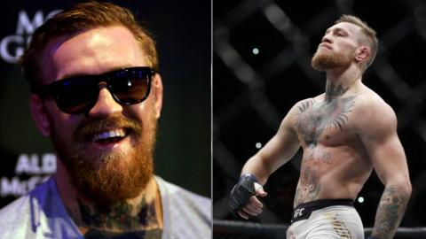 Conor McGregor darf gegen Floyd Mayweather eine wichtige MMA-Technik nutzen