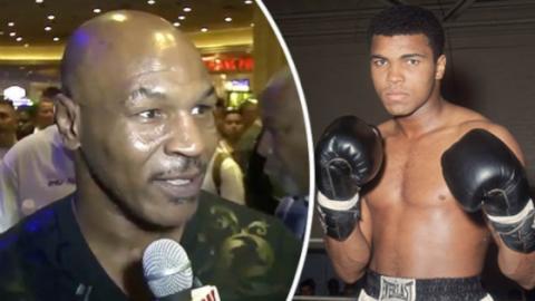 Mayweather besser als Mohamed Ali? Die knallharte Antwort von Mike Tyson