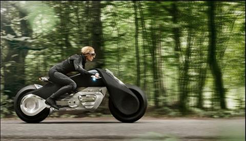 Dieses BMW-Motorrad ist eine Revolution! Denn es kann etwas ganz Besonderes...