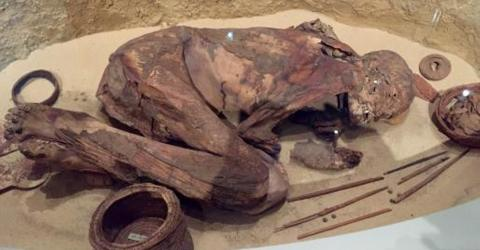 Älteste Mumien stammen aus völlig anderer Zeit als angenommen!