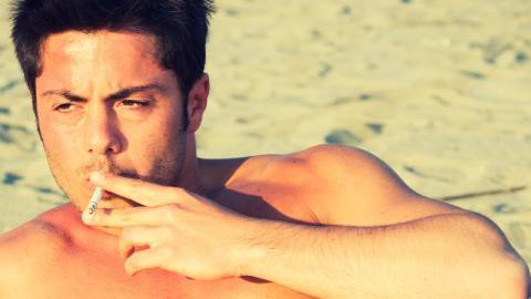 So heftig sind die Folgen von Zigaretten auf den Körper und die Muskelmasse