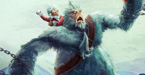 League of Legends: Nunu stellt mehrere Negativrekorde gleichzeitig auf