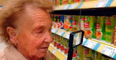 Fast blinde Rentnerin erhält Hausverbot bei Edeka