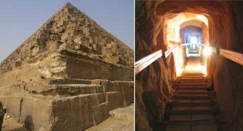 Pyramiden von Gizeh: Das Rätsel um die Entstehung ist gelüftet
