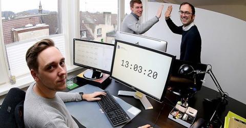 Deutsche Firma verkürzt Arbeitszeiten radikal. Das Ergebnis überrascht alle Mitarbeiter