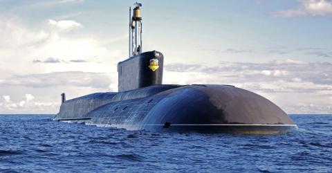 Russische U-Boote im Nordatlantik machen die westlichen Mächte nervös. Die Nato reagiert