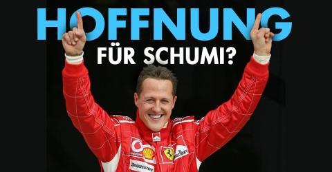 Neue Hoffnung: Die Familie von Michael Schumacher glaubt an ein Wunder