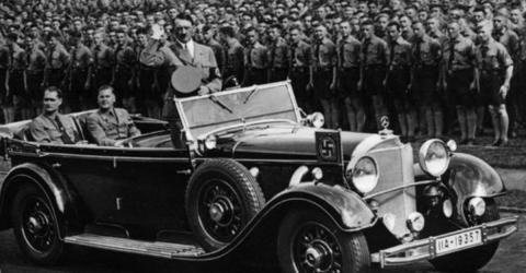 Hitlers Mercedes wird versteigert