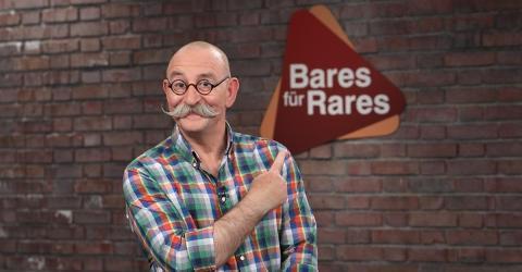 """""""Bares für Rares"""": Horst Lichter verrät die Wahrheit über die Anfänge der Sendung"""