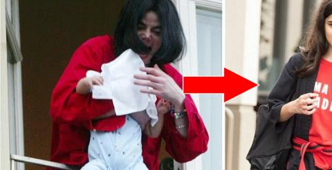 So sieht Michael Jacksons jüngster Sohn heute aus! Die Ähnlichkeit ist einfach erstaunlich!