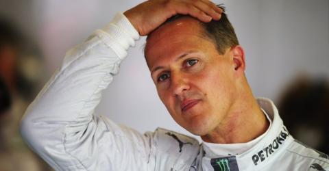 Michael Schumacher: Arzt verkündet hoffnungsvolle Botschaft