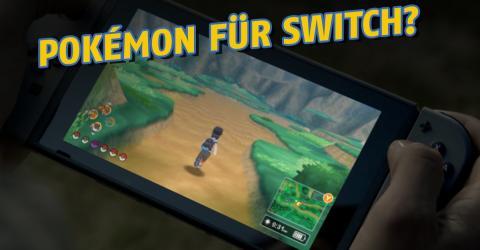 Glaubt man diesem Hinweis, gibt es Pokémon bald auf Nintendo Switch!