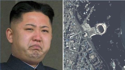 Die internationale Raumstation ISS zeigt neue Bilder von Nordkorea