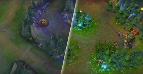 League of Legends: Wie konnten wir nur so viel Zeit auf der alten Map verbringen?