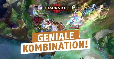 League of Legends: Die Kombo Ryze + Nunu lässt den Gegnern keine Chance
