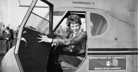 Rätsel um die verschwundene Pilotin Amelia Earhart endlich gelöst?