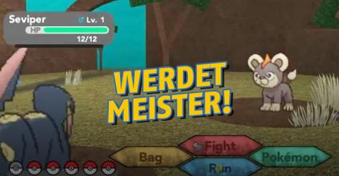 Ihr habt immer von einem Pokémon-Multiplayer-Game geträumt? Gute Nachricht, das gibt es bereits!