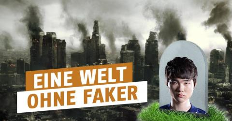 League of Legends: Faker wäre beinahe nie Profi geworden