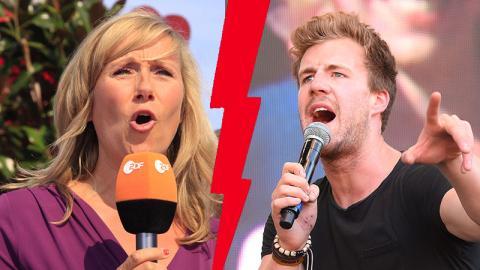 ZDF-Fernsehgarten: Luke Mockridge sorgt für Eklat