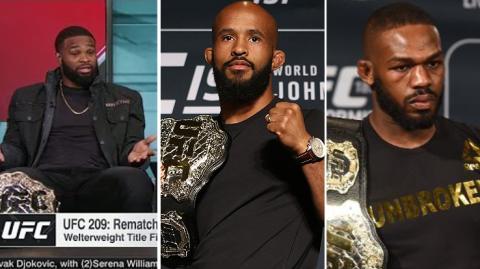 Tyron Woodley wirft der UFC Rassismus vor... Und er hat Argumente!