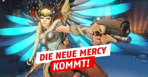 Mercy kriegt endlich ein Rework! So sieht die neue Ulti aus