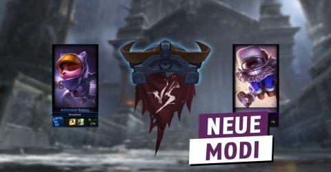 League of Legends: Riot wird endlich dauerhaft einen 1vs1 und 2vs2 Modus einführen